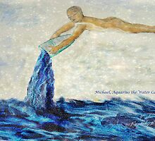 Michael, Aquarius the Water Carrier by * RoyAllenHunt *