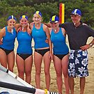 Torquay girls at Lorne (02) by Andy Berry