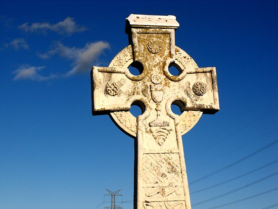 Celtic Cross by Kayleigh Walmsley