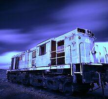 Night Train by David Haworth