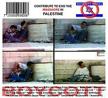 Israel Boycott by Poderiu ^