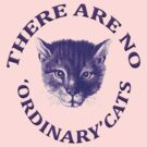 There Are No Ordinary Cats by taiche
