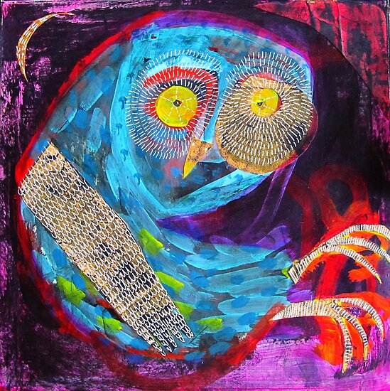 the eternal owl by donnamalone