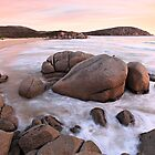 Whiskey Bay Beach, Wilsons Promontory, Victoria, Australia by Michael Boniwell