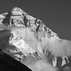 Mt Everest 8848m by Malcolm Roberts