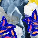 Fairy, Roses, Butterflies  February 16, 2010   by Ivana Redwine