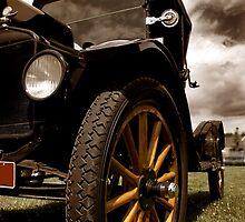 Vintage Car by snehit