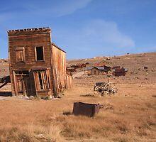 Bodie Ghost Town by Sue Leonard