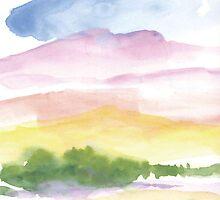 sunset stroke by doodlesdaddles