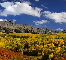 Fall in Colorado by snehit