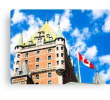 La Quebec Canvas Print