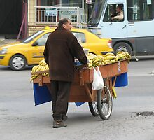 A peddler on the way by rasim1