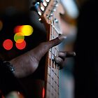 Shorty On Bass by John Rocklin
