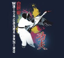 White Crane Kung Fu by Steve Harvey