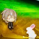 Mr. Rabbit?? by giohugueth