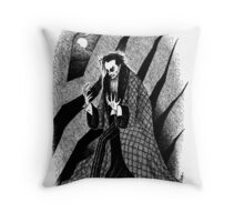 The Hands of Orlac Throw Pillow
