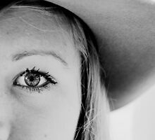Eye of a Cowgirl by Jennifer Saville
