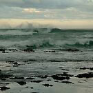 Wispy Surf, Great Ocean Road by Joe Mortelliti