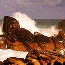 A rough morning at Canal Rocks by georgieboy98