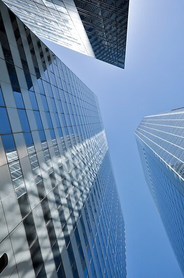Skyscapers by ken47