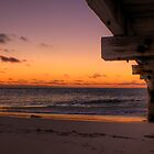 Jurien Bay Jetty at Sunset by Daniel Fitzgerald