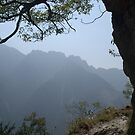 dropoff - jade mountain by Ryan Bird