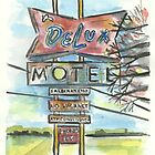 Delux Motel by Matt  Gaudian