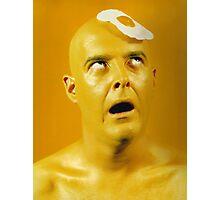 Egghead Photographic Print