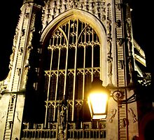 BATH  ABBEY by gothgirl