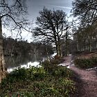 Clumber Park Lake by gazbart