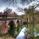 Clumber Park Bridge by gazbart