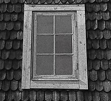 Attic grunge, Swedish cottage. by Maggie Hegarty