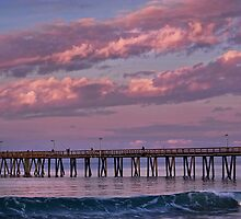 Under the Pink Clouds by Mariann Kovats