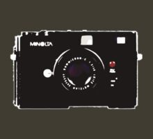 Minolta CLE by owmyhands