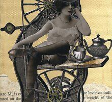 Steampunk Machinist - Sobriquette Pinion by WinonaCookie