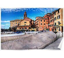 Nervi Genoa Poster