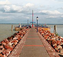 Balaton rocks by zumi