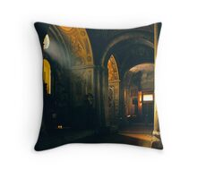 San Michele Maggiore, Pavia , Italy Throw Pillow