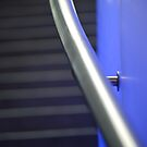 Stairway - Art Gallery of Alberta by Roxanne Persson