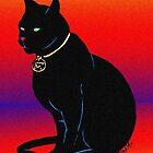 Salem, the Hellcat. by Kevin Goss