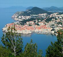 Dubrovnik, Croatia by John  McCoy
