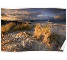 Scotland : Ben's Beach Poster