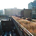 Highline - New York by DanielRyan