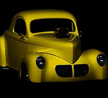 Yellow Glow by Doug Greenwald