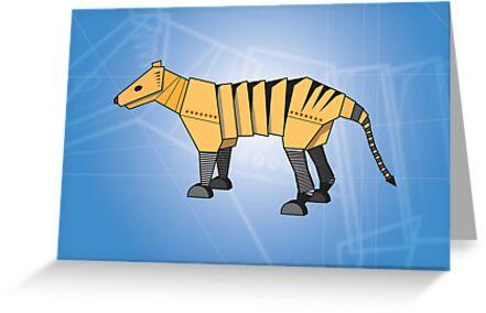 Tiger Bot by samedog