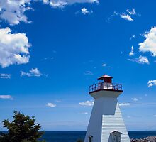 Port Medway Nova Scotia by Roxane Bay