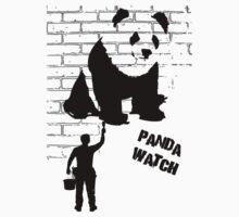 Panda Watch T-Shirt