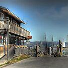 Captain Mike's - Homer, Alaska by Dyle Warren