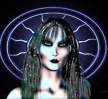 Queen of the Shades .. Land of the Witch by LoneAngel