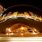 Chicago Bean Millenium Park by jack8